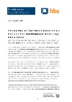 Bild: Three Major German Consortia and Ex Libris Join Forces for an Alma-Based Common Bibliographic Data Zone